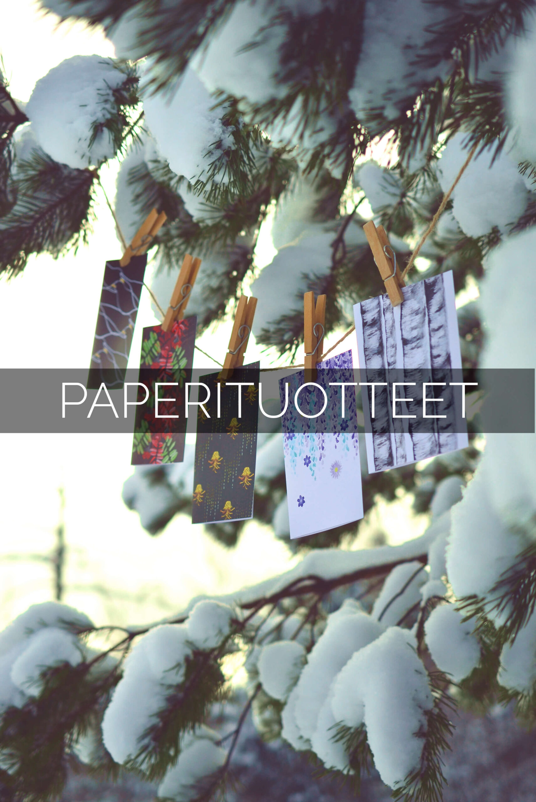 Paper products winter